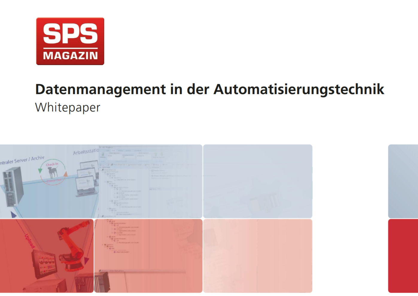 Datenmanagement in der Automatisierungstechnik