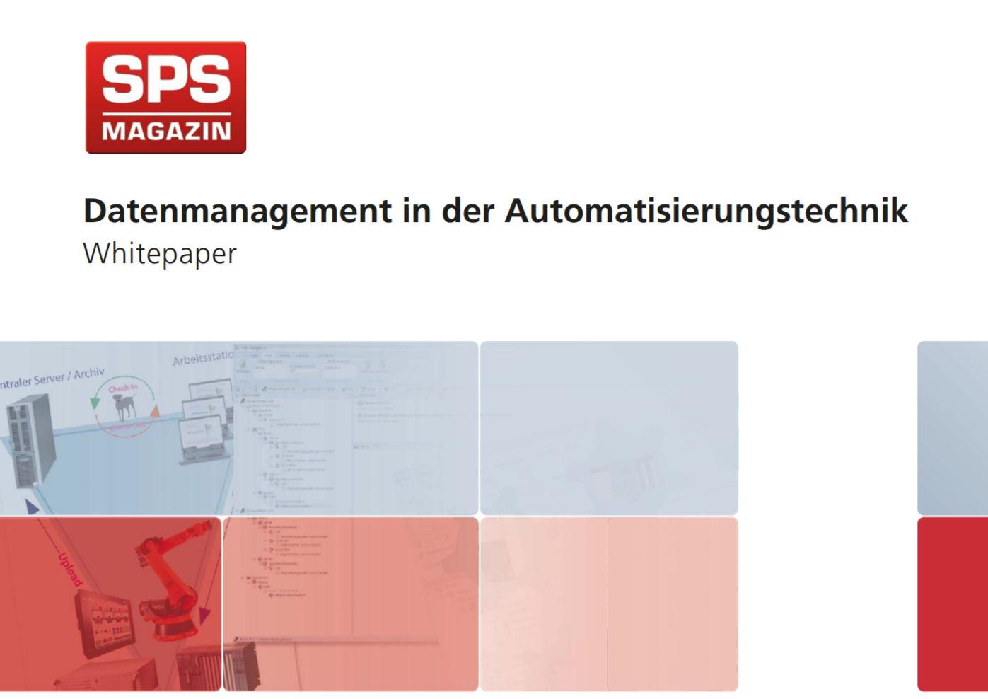 Datenmanagement in der Automatisierungstechnik