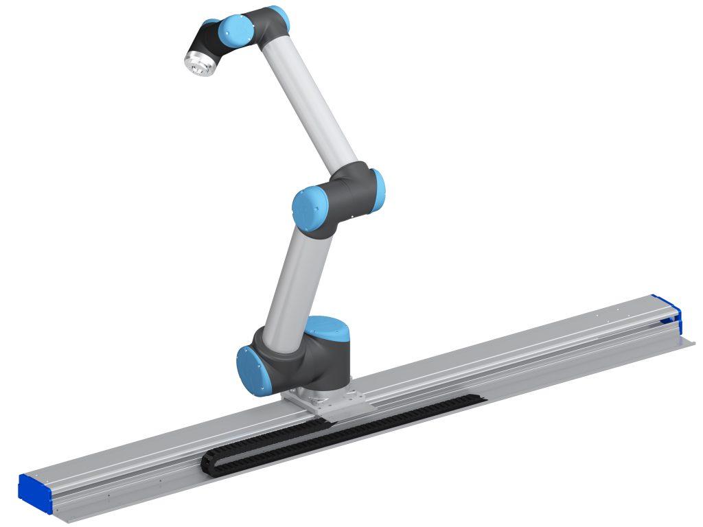 Die Slide-Kits von SFK können eine Basis für die Umrüstung auf eine vollautomatische Produktionslinie bilden.