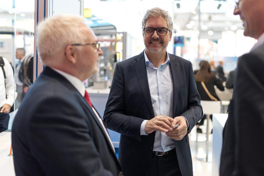 Patrick Stöber, Geschäftsführer der Stöber Antriebstechnik GmbH + Co. KG, im Interview.