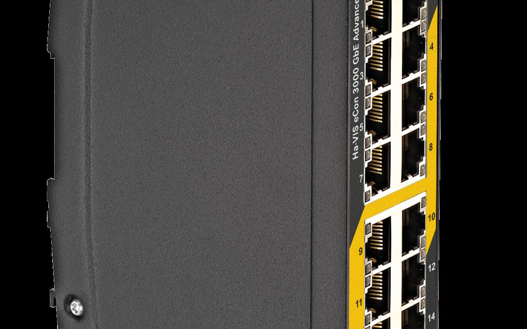 Ethernet Switches unterstützen Bildgebungsprozesse