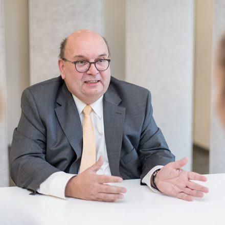Neuer Kuka-Vorstand für Technik und Entwicklung