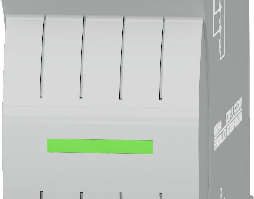 Kompaktes 24V-Netzteil mit Weitbereichseingang