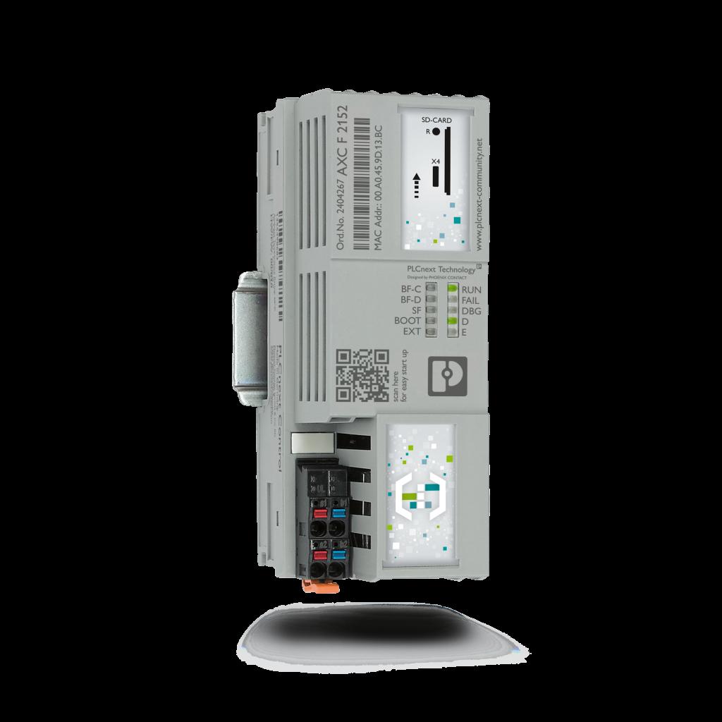 Der AXC F 2152 lässt sich in IEC61131-3 ebenso wie in Hochsprache programmieren