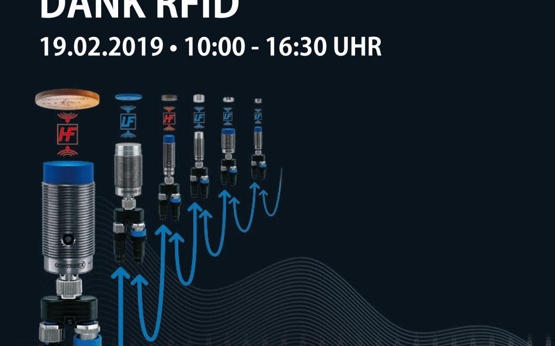 Aufbau und Funktionsprinzip moderner RFID-Systeme