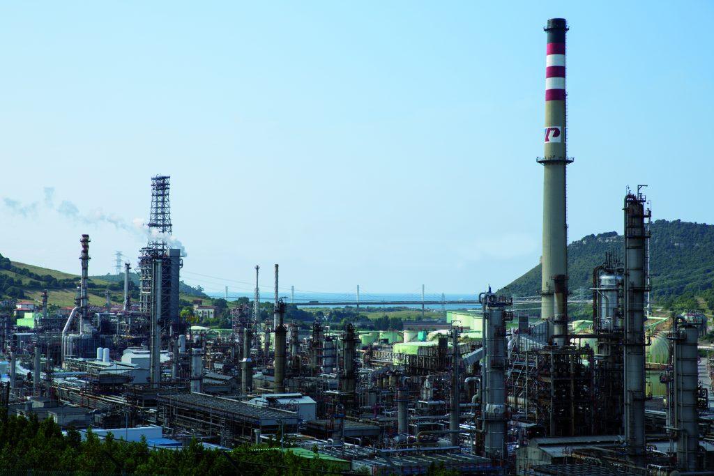 Bild 1: In Muskiz betreibt Petronor die größte Raffinerie Spaniens