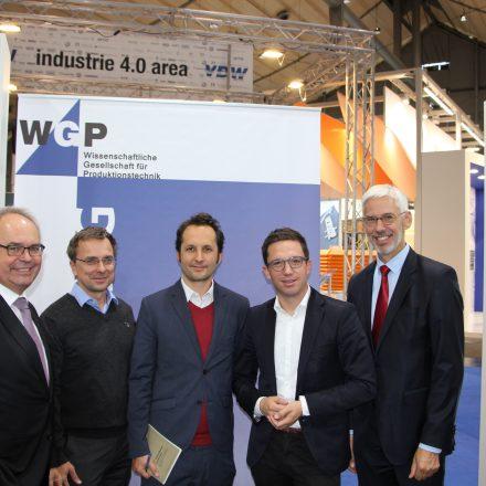 Neuer Handlungsleitfaden 'KI in der Produktion' von WGP