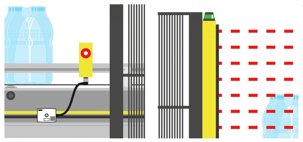 Sicherheitstechnik mit ASi Safety at Work