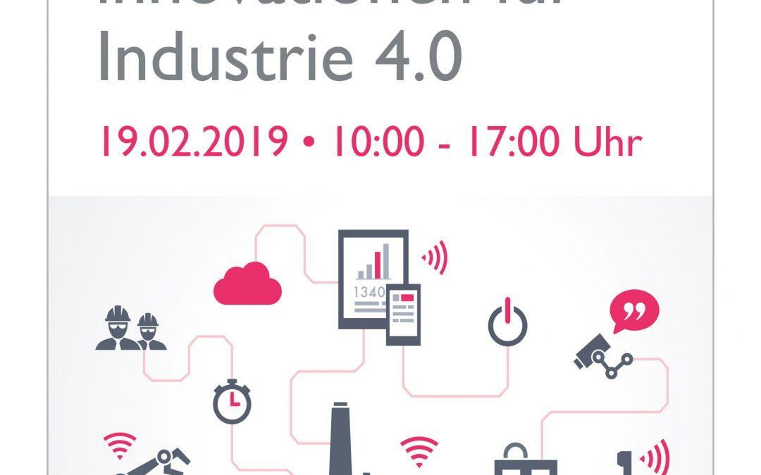 Neue Geschäftsmodelle für Industrie 4.0