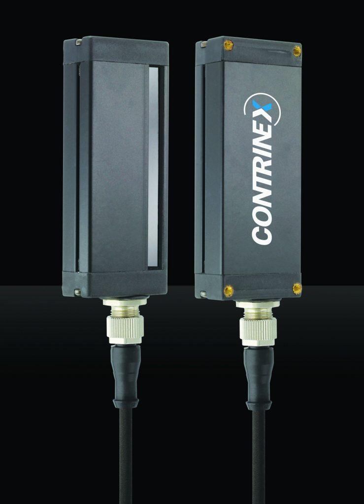 Die neuen Infrarot-Lichtgitter von Contrinex sorgen für die zuverlässige Erfassung und genaue Messung von Teilen in automatisierten Handhabungsbereichen oder Massenproduktionsanlagen.