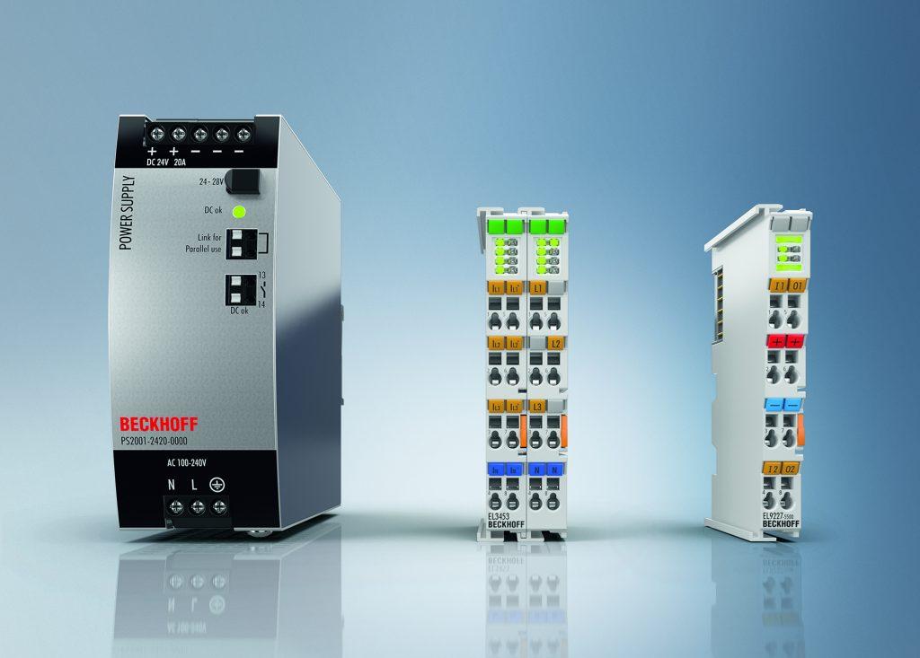 Die durch ein abgestimmtes System für Stromversorgung, Absicherung und Monitoring erhöhte Datentransparenz vereinfacht das Energiemanagement im Produktionsumfeld.