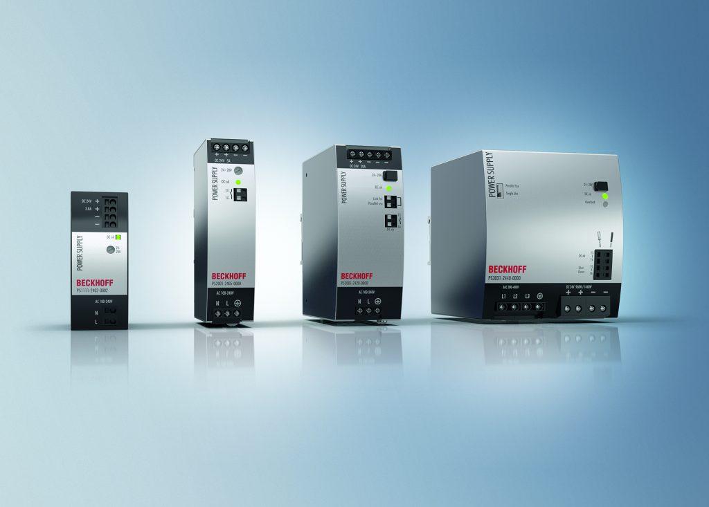 Die neuen PS-Geräteserien an 24/48-V-Stromversorgungen decken ein breites Anwendungsspektrum bis hin zu anspruchsvollen Motion-Applikationen ab.
