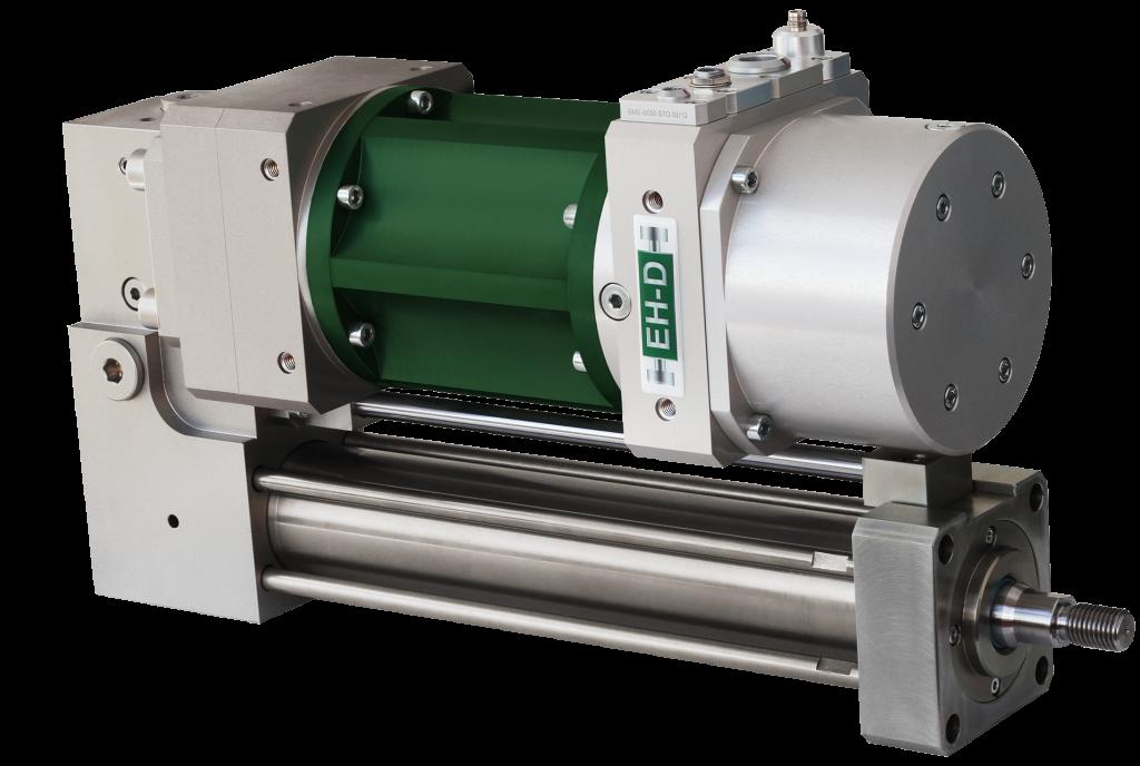 Der Antrieb von Böhner-EH ist auf Energieeffizienz und Präzision ausgelegt.