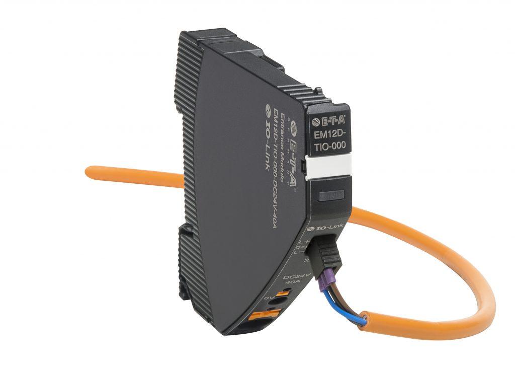 Das intelligente Einspeisemodul EM12D-TIO