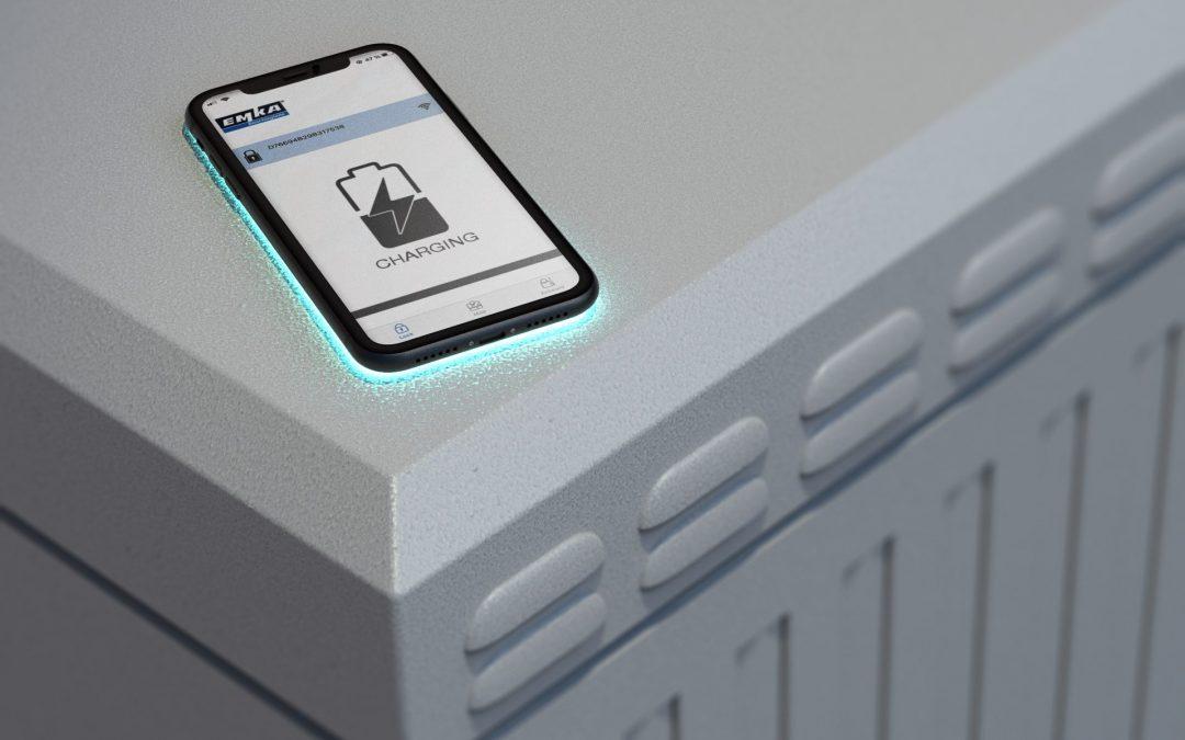 Smartphone-basierte Zutrittskontrolle