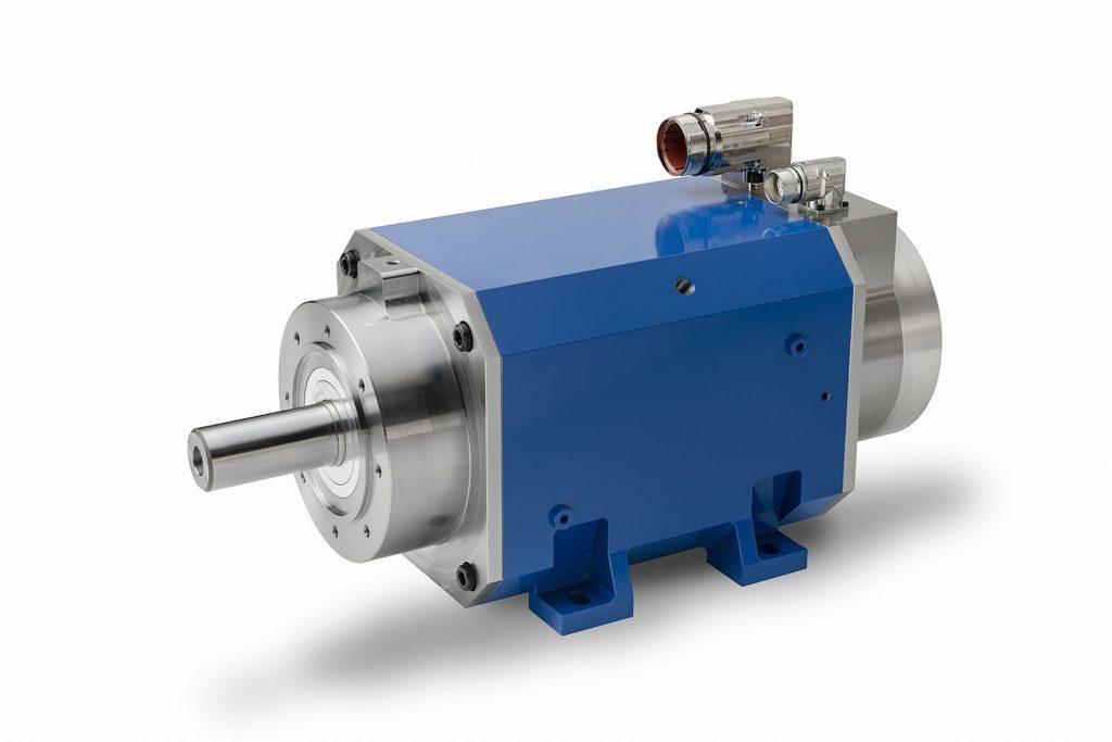 Elektromotoren von GMN zeichnen sich durch hohe Drehzahlen und Präzision aus.