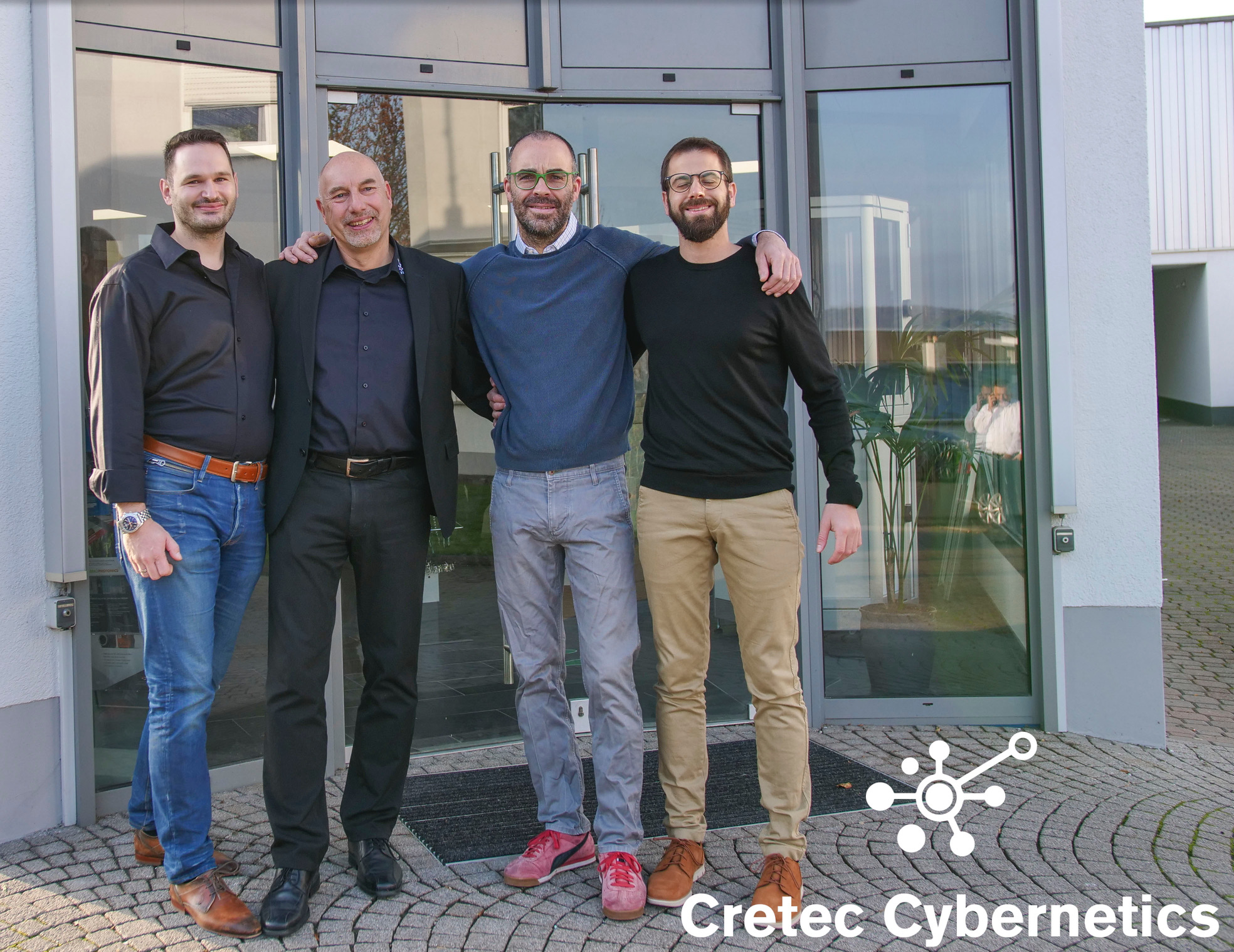 Startup Cretec Cybernetics gegründet