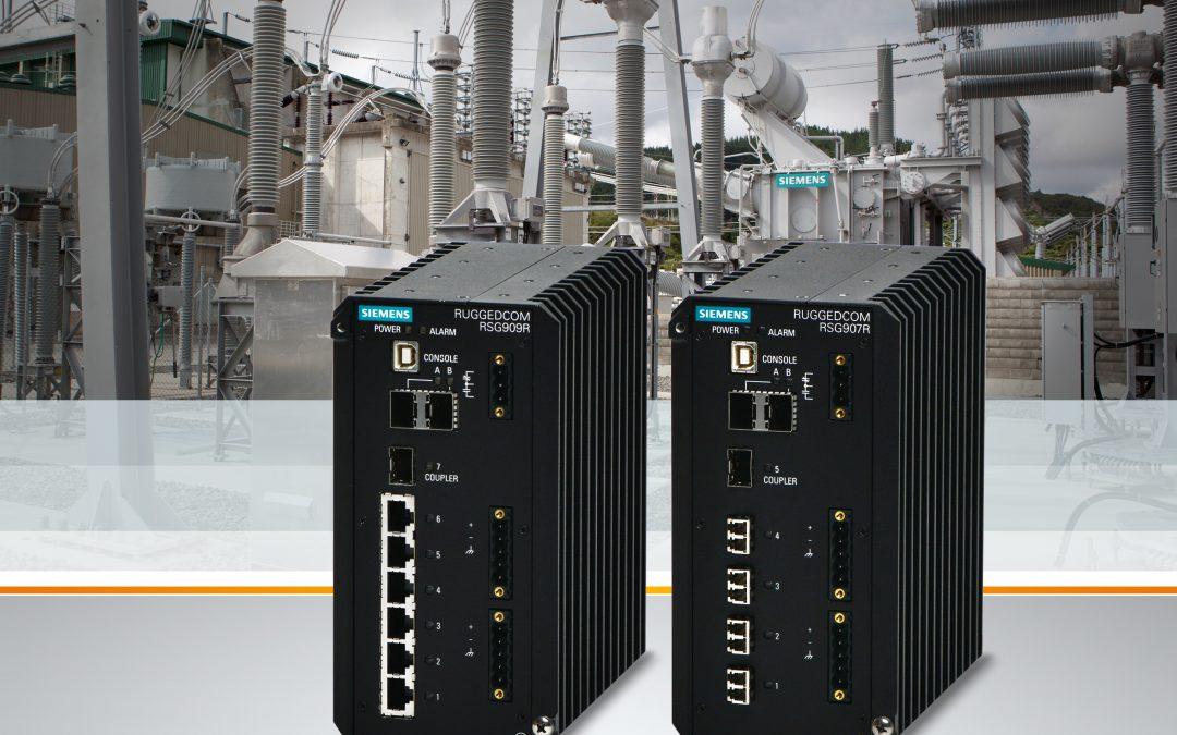Kompakte Ethernet-Switches
