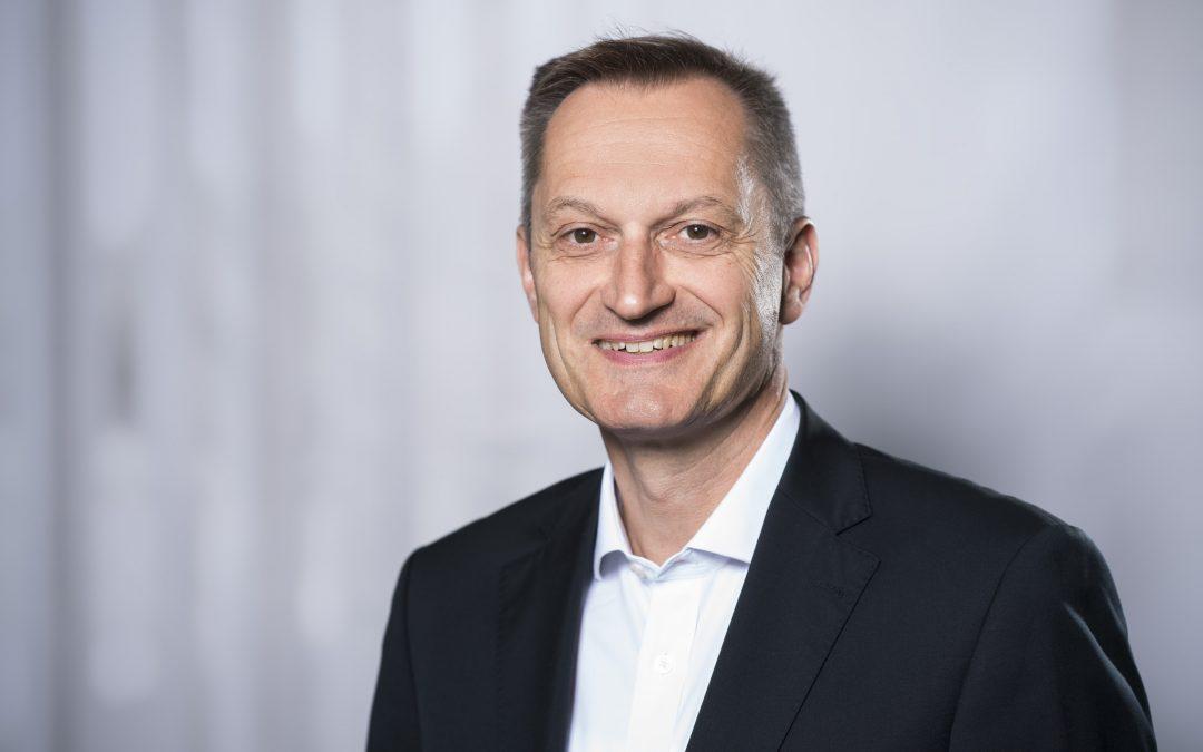 Neuer Vorstandsvorsitzender bei ABB in Deutschland