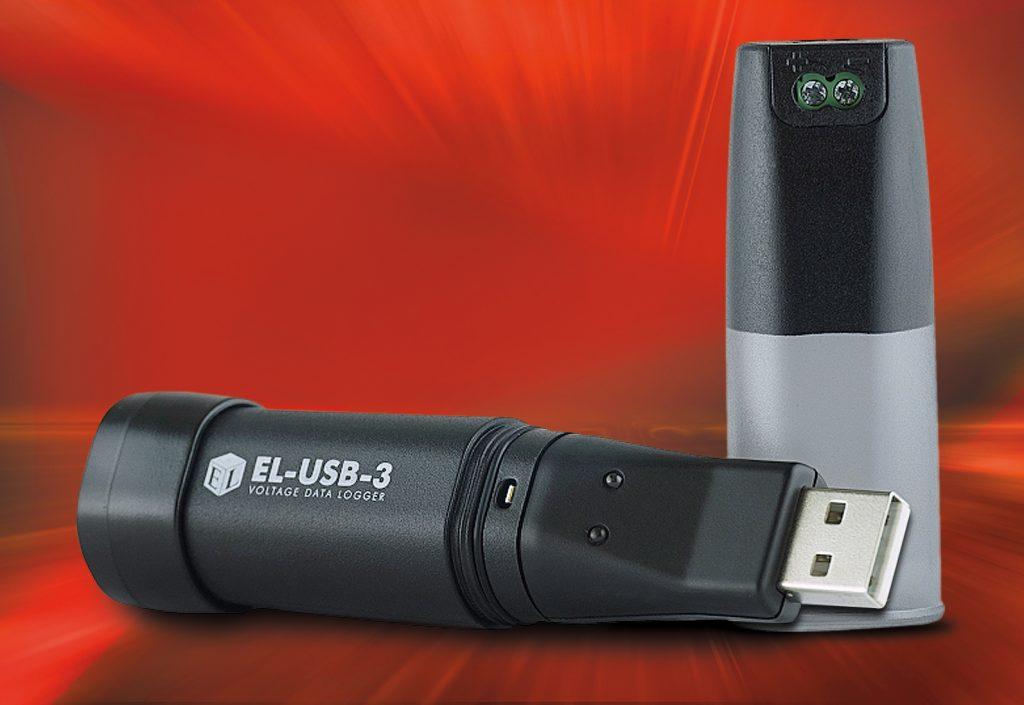 Die mitgelieferte Schutzkappe erfüllt der Sylog-USB-3 Datenlogger die Schutzklasse IP67.