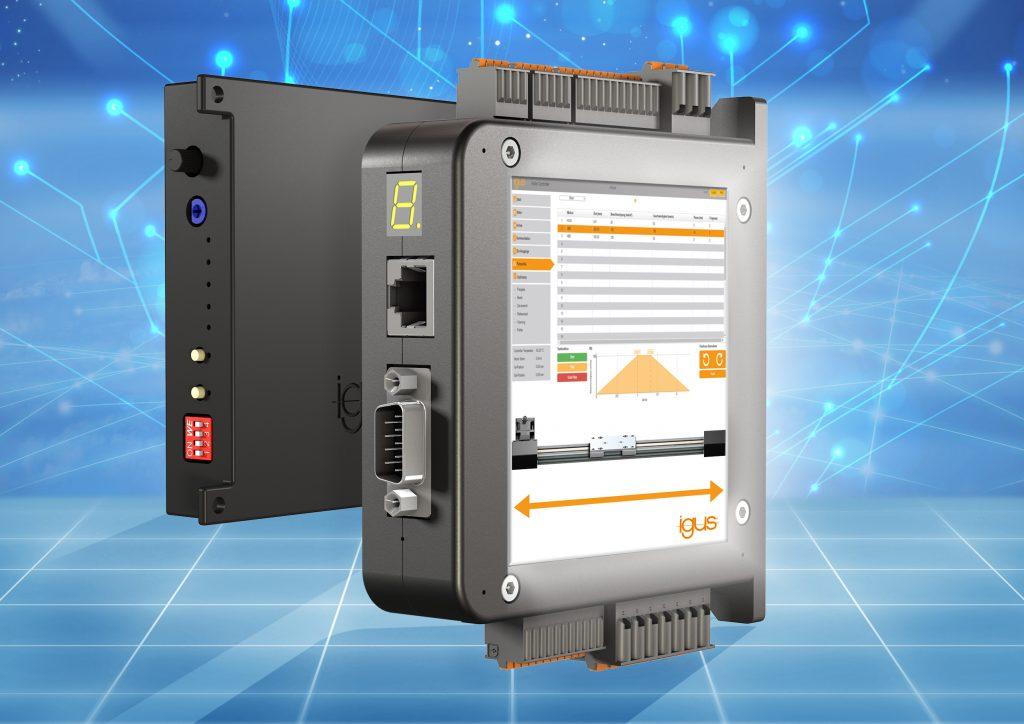 Mit den Steuerungen Dryve D3 und D1 lassen sich motorisierte Linearachsen ohne Programmierung automatisieren.