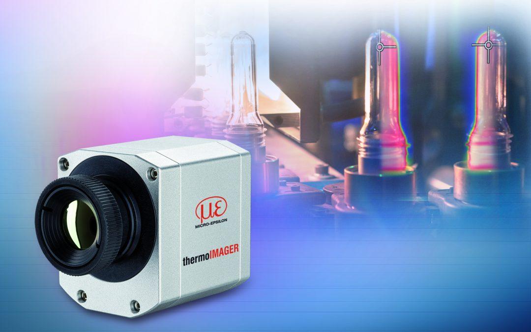 Kompakte Wärmebildkamera mit 80Hz