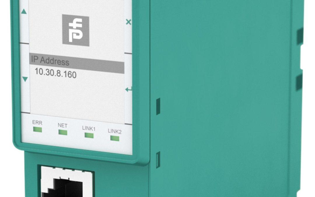 Profinet-Gateway für nahtlose Integration von Geräte- und Prozessdaten