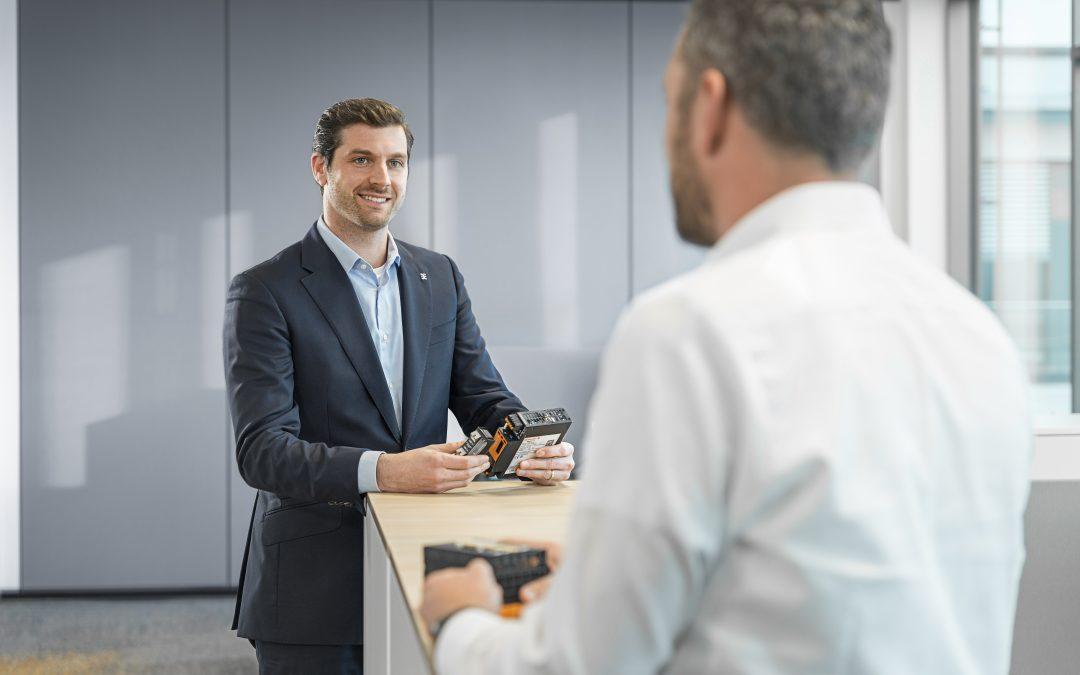 Neuer Geschäftsführer bei Weidmüller Deutschland