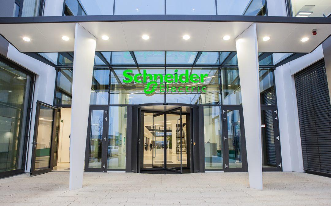 Schneider Electric baut Standort Marktheidenfeld um