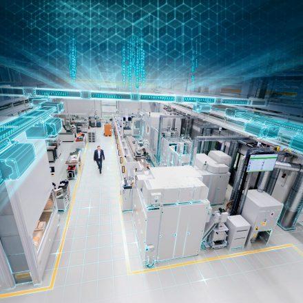 Datenübertragung für Schienenverteiler
