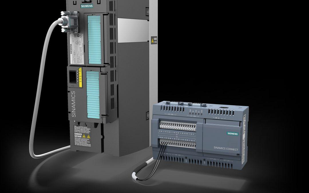 Gateway für einfaches Anbinden von Niederspannungsumrichtern