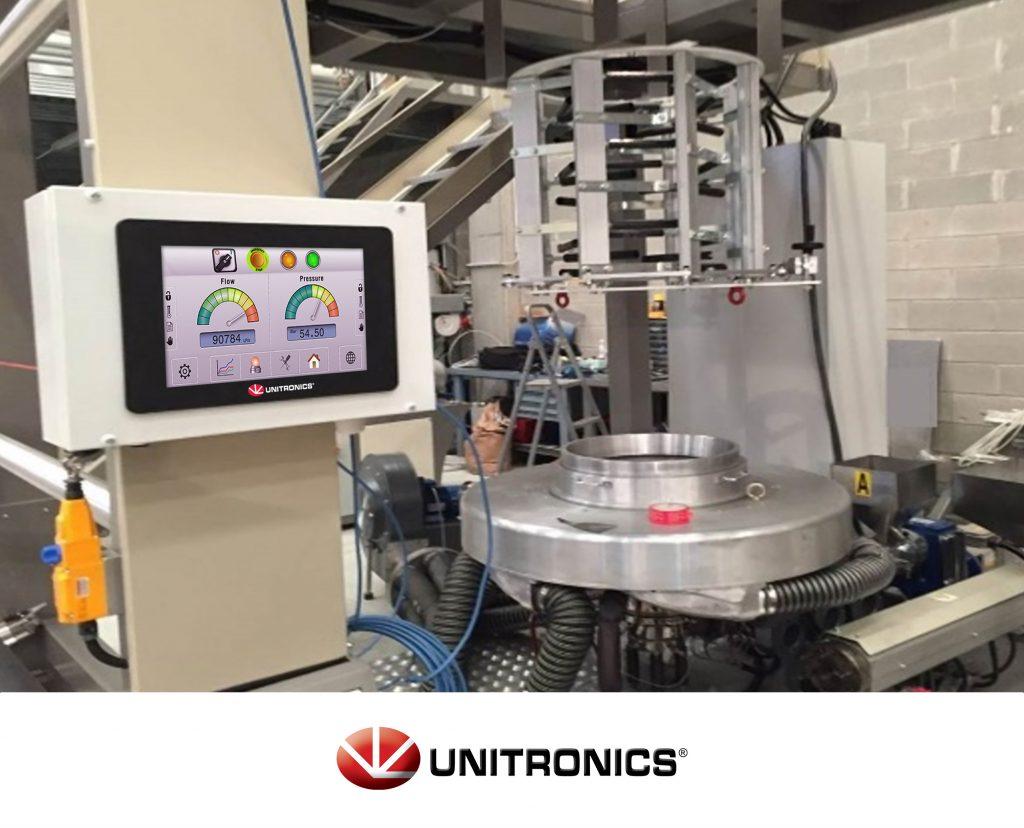 UniStream - Integration in der Maschinensteuerung