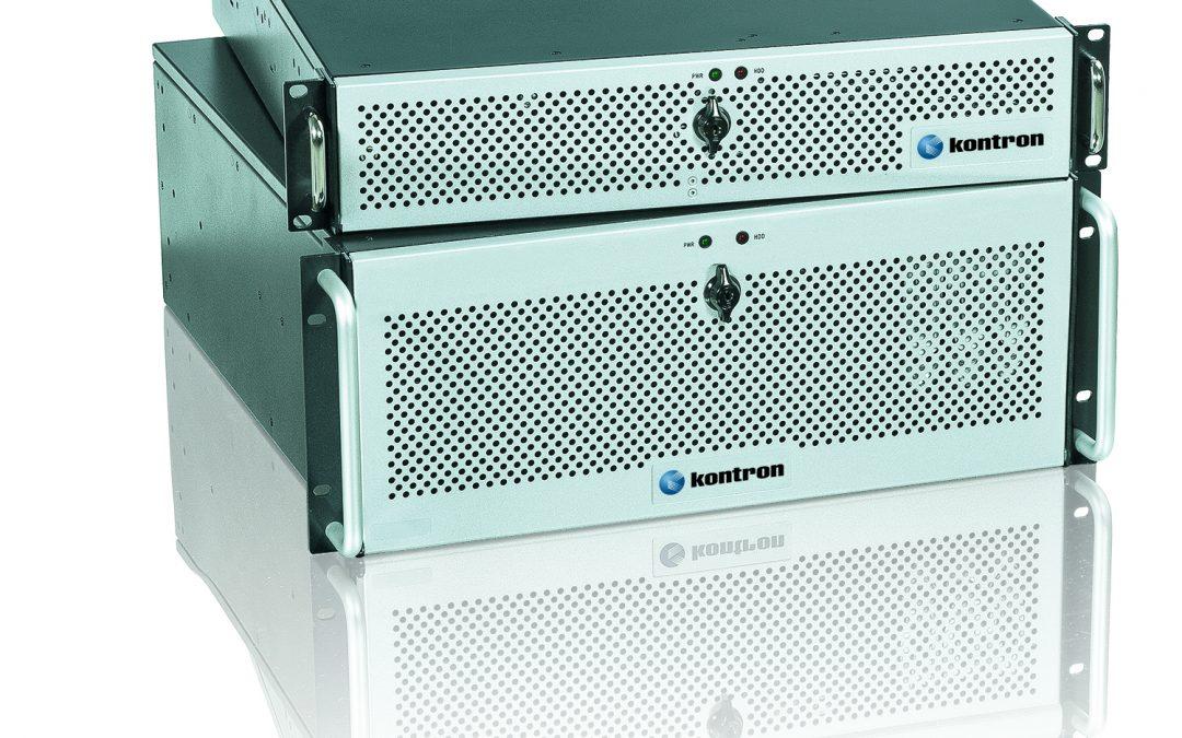 Effiziente Server-Familie für Raue Umgebungen