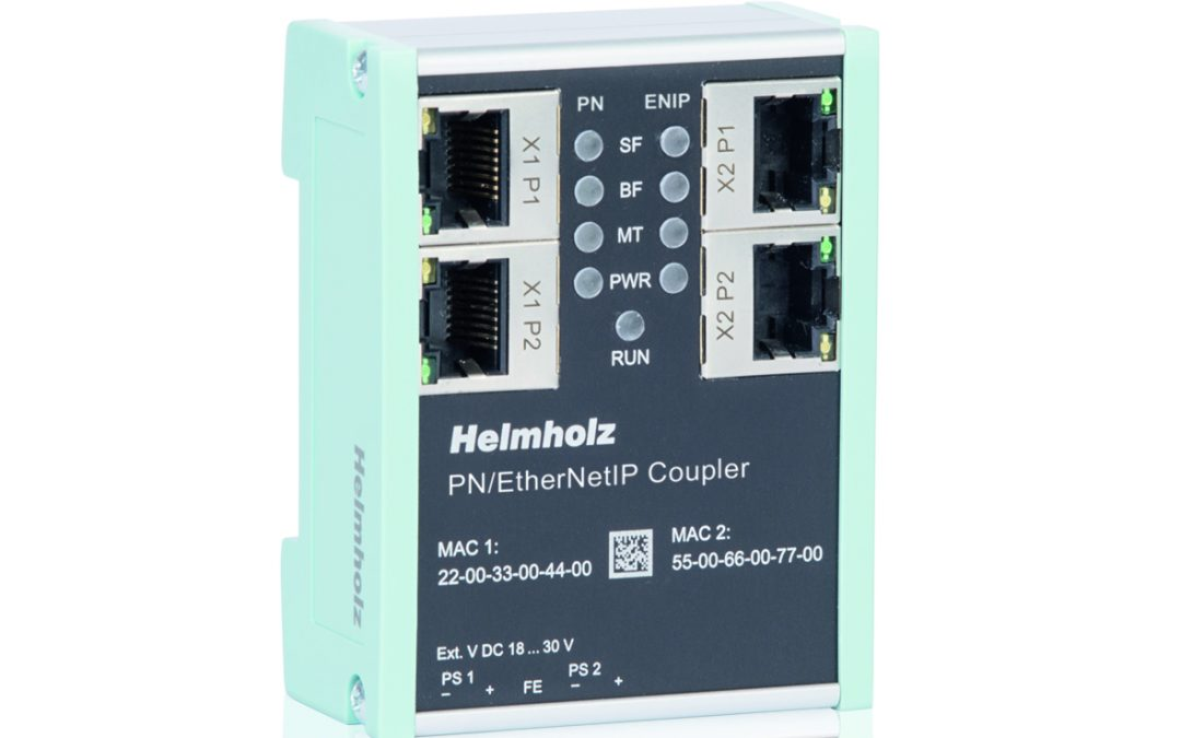Profinet-Ethernet/IP-Koppler mit MQTT Publisher