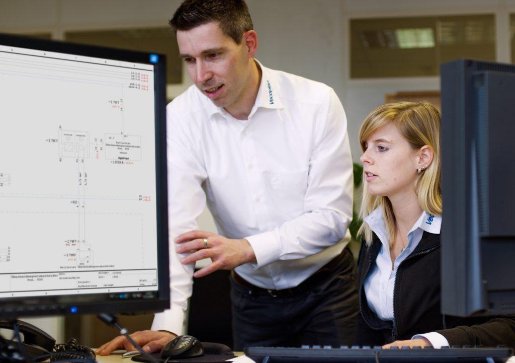 In der elektrotechnischen Konstruktion hat sich Vecoplan für die E-CAD-Lösung von WSCAD entschieden.