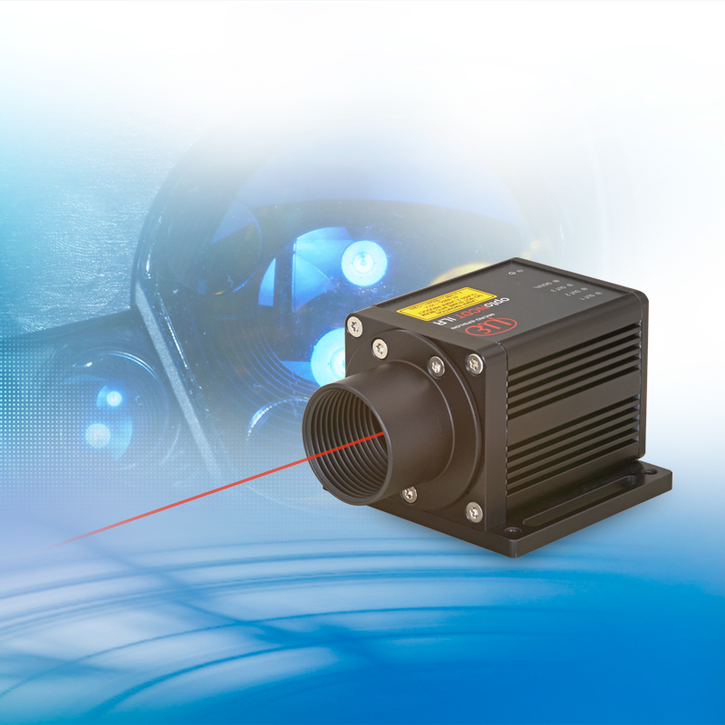 Laserdistanzsensor bis 100m