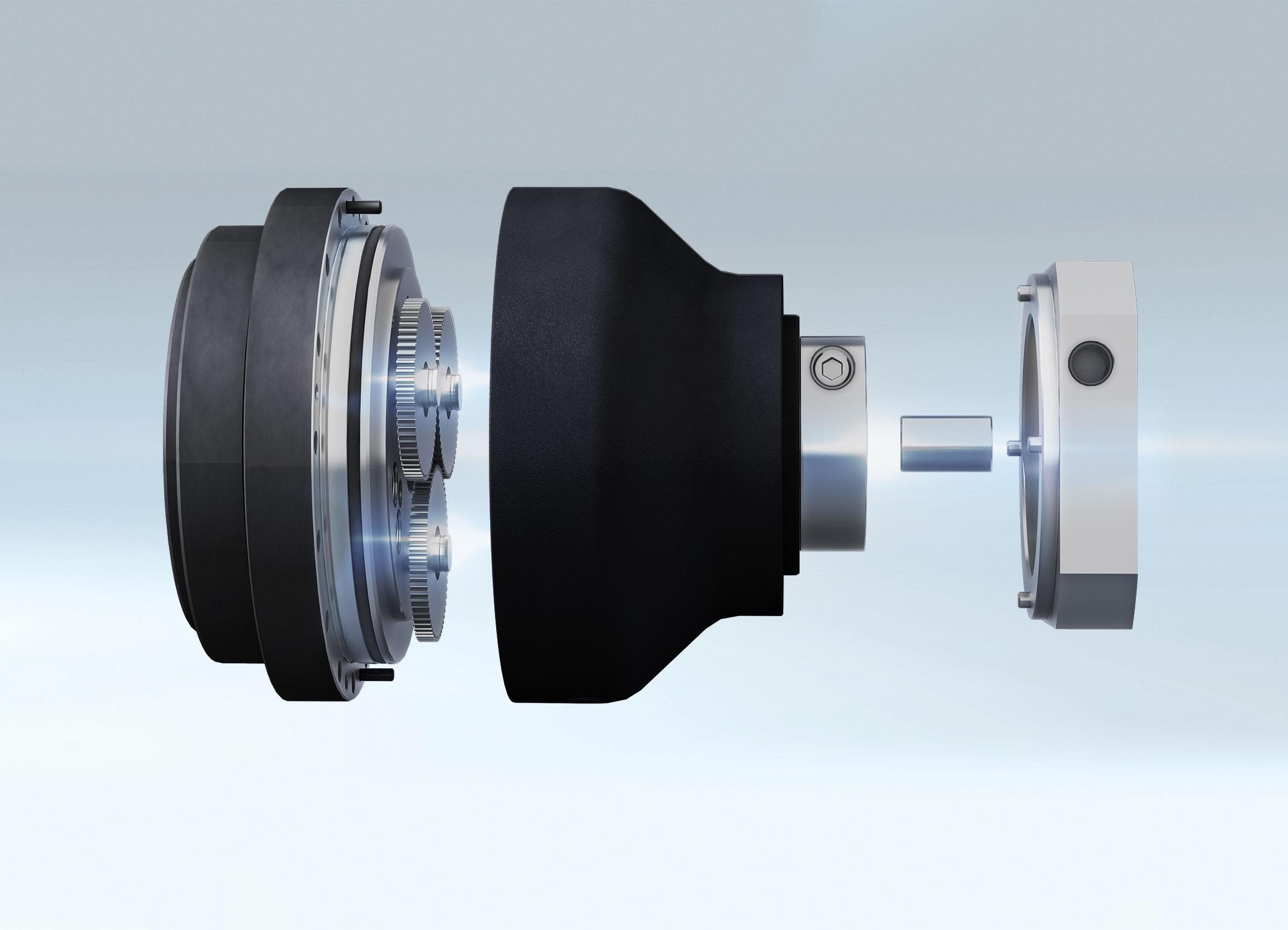 Baukastensystem für die Motoradaption