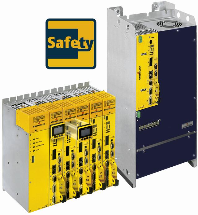 Servoantriebe nach Profinet IRT zertifiziert